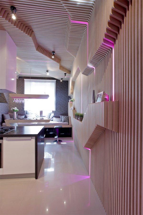 футуристична кухня 12