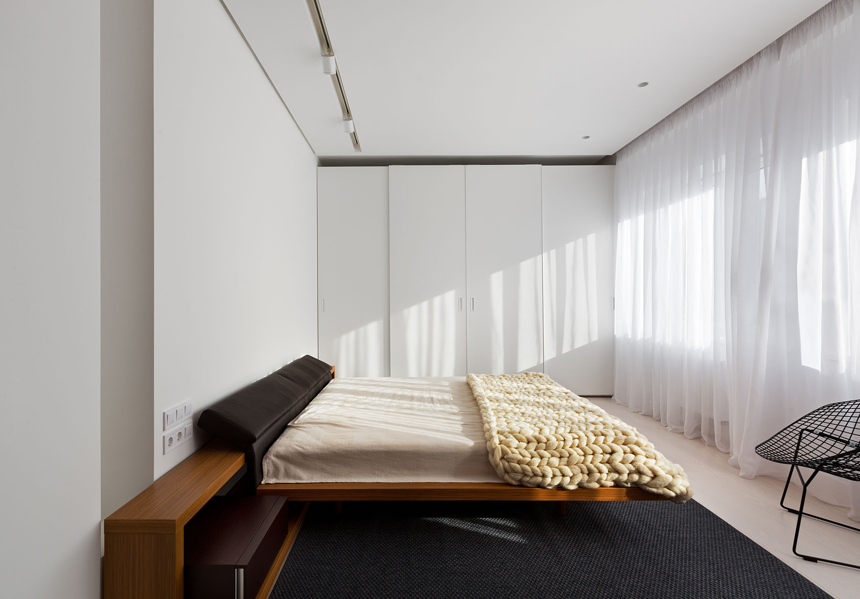 дървени панели модерен интериор_17