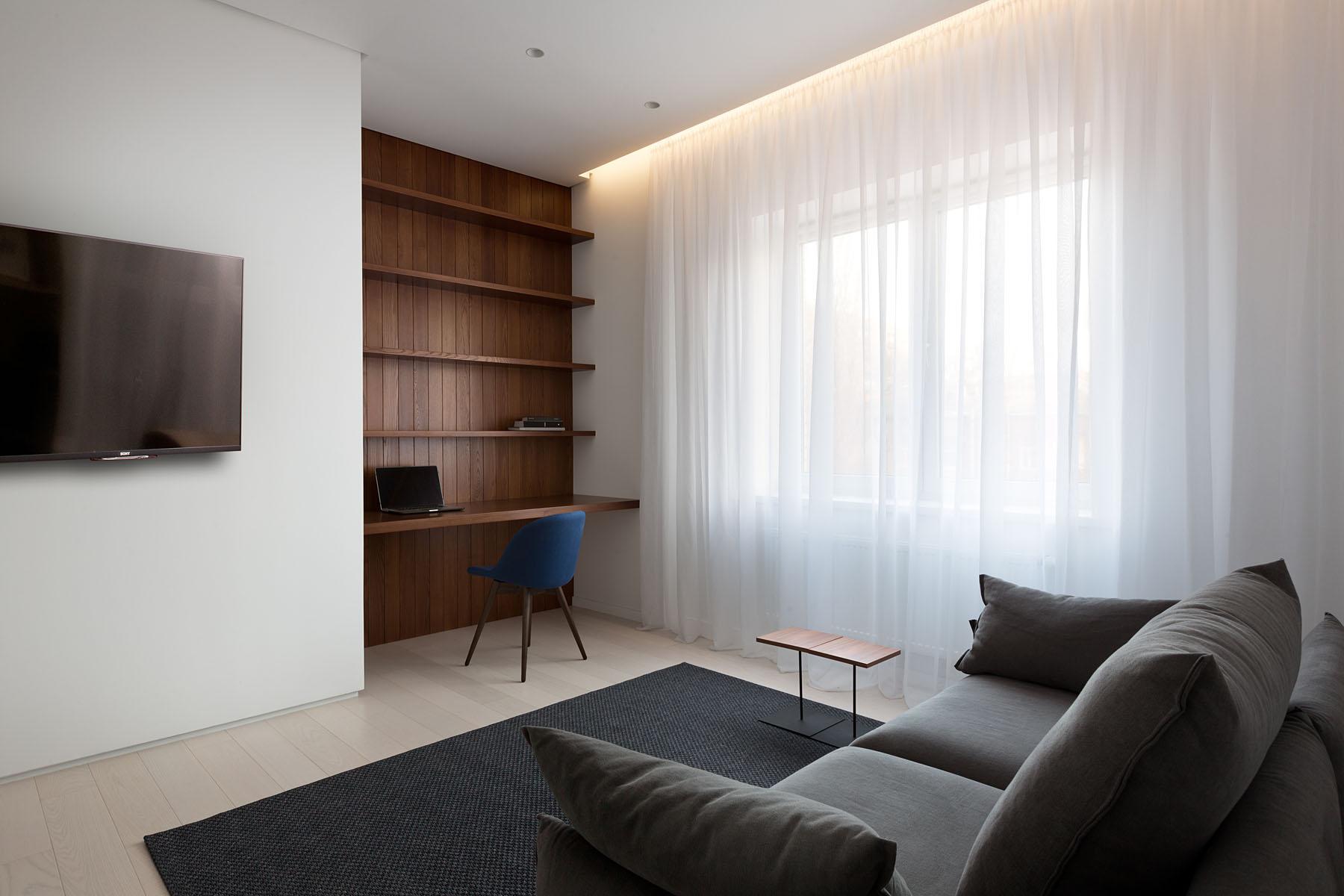дървени панели модерен интериор_21
