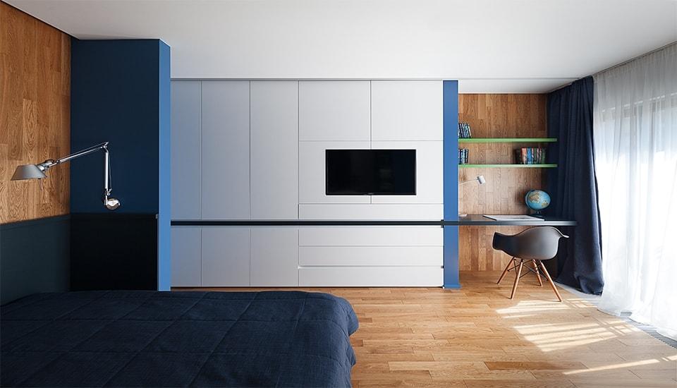 модерен апартамент класически акценти в софия_18