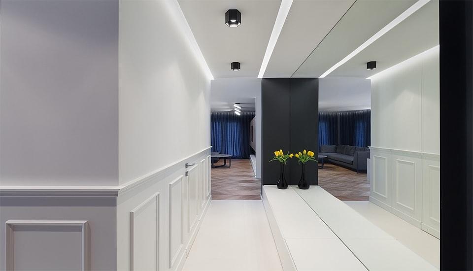 модерен апартамент класически акценти в софия_2