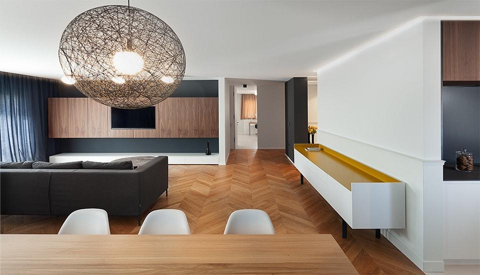 модерен апартамент класически акценти в софия_6