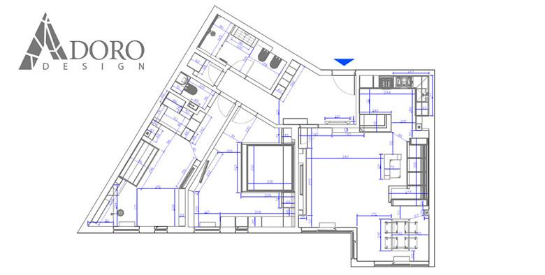 функционален дизайн Варна_план