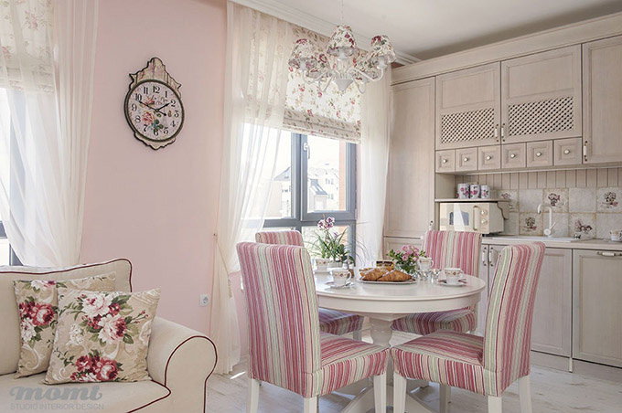 шаби шик жилище в София-8