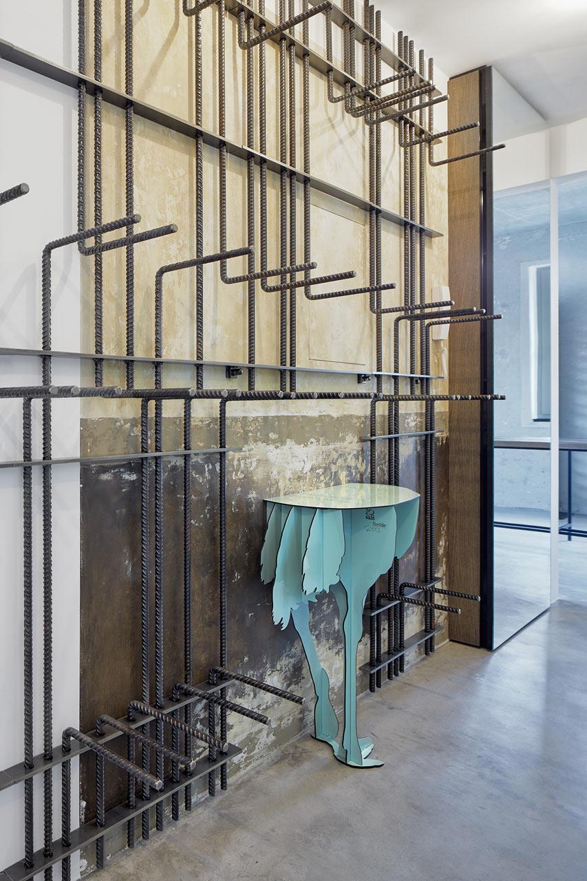 индустриален апартамент в Прага_12