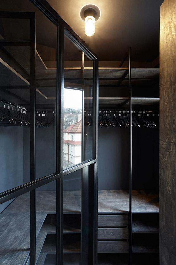 индустриален апартамент в Прага_20