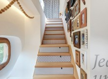 Апартаментът на графичния дизайнер
