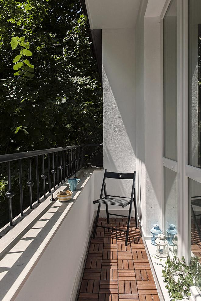 апартамент лятна приказка_тераса