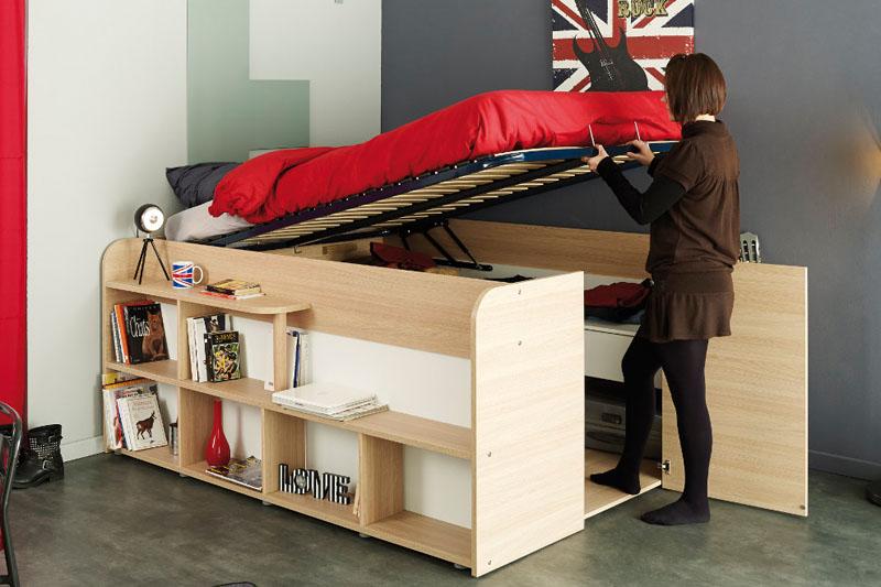килер под леглото