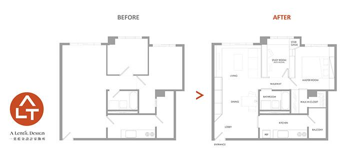 малък функционален дом_план