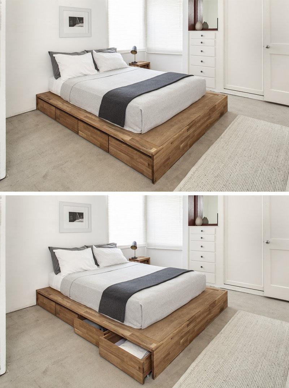 минималистично решение легло с шкафове_1