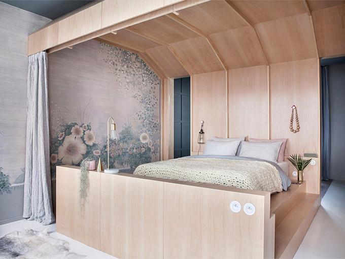 романтично жилище в париж Marie Sixtine_13