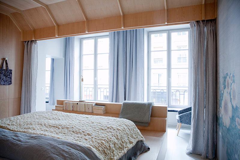 романтично жилище в париж Marie Sixtine_2