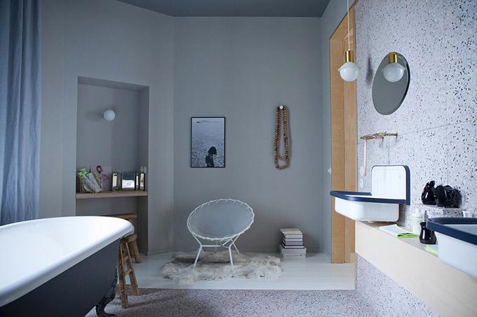 романтично жилище в париж Marie Sixtine_20