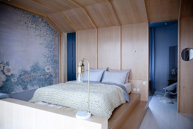 романтично жилище в париж Marie Sixtine_21