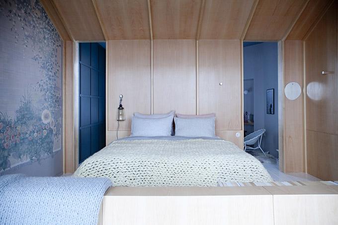 романтично жилище в париж Marie Sixtine_22