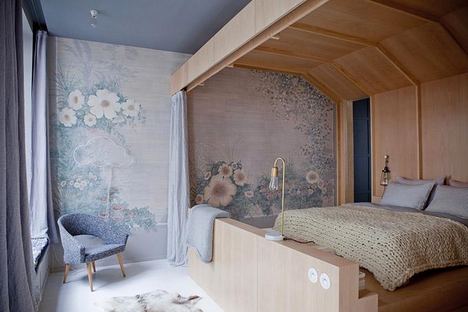 романтично жилище в париж Marie Sixtine_26