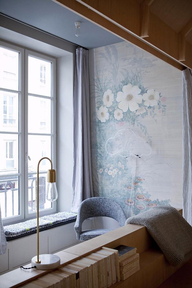 романтично жилище в париж Marie Sixtine_29