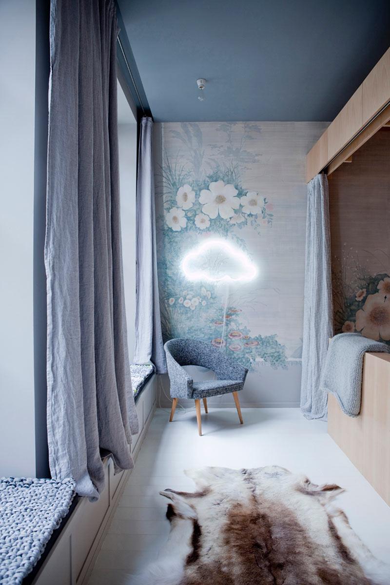 романтично жилище в париж Marie Sixtine_4