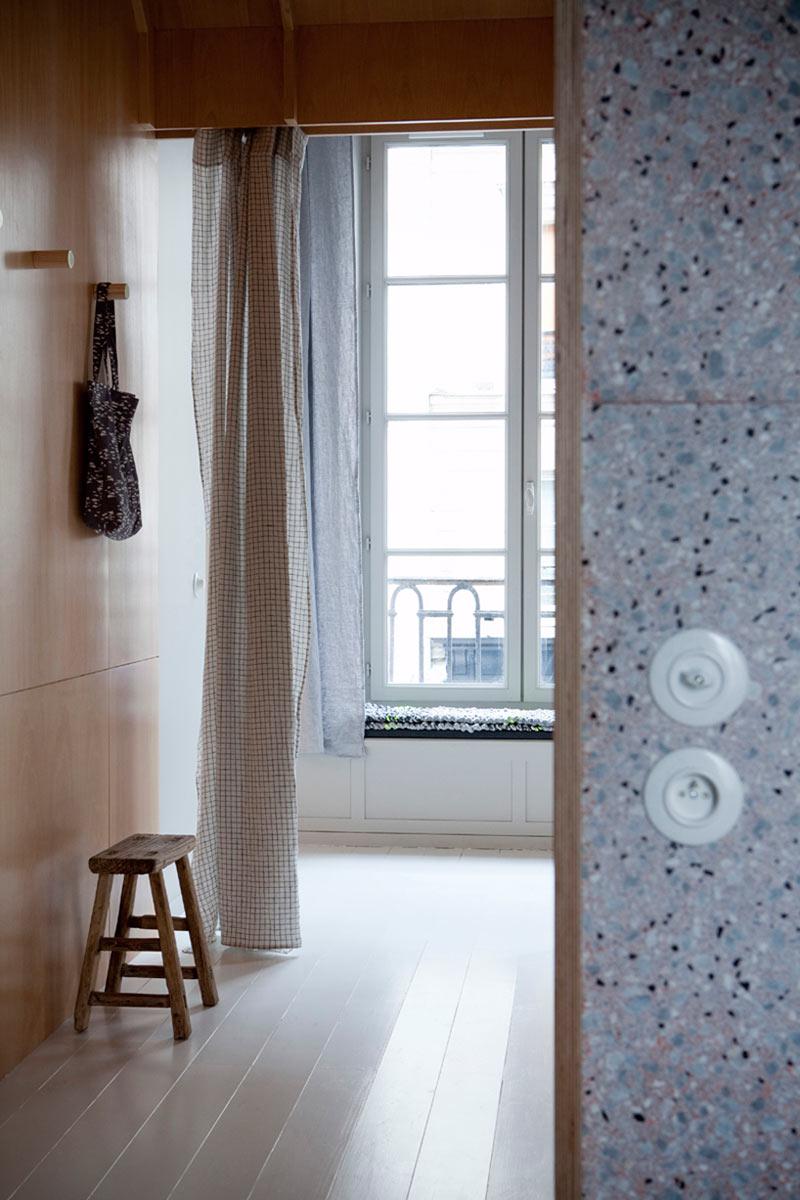 романтично жилище в париж Marie Sixtine_7
