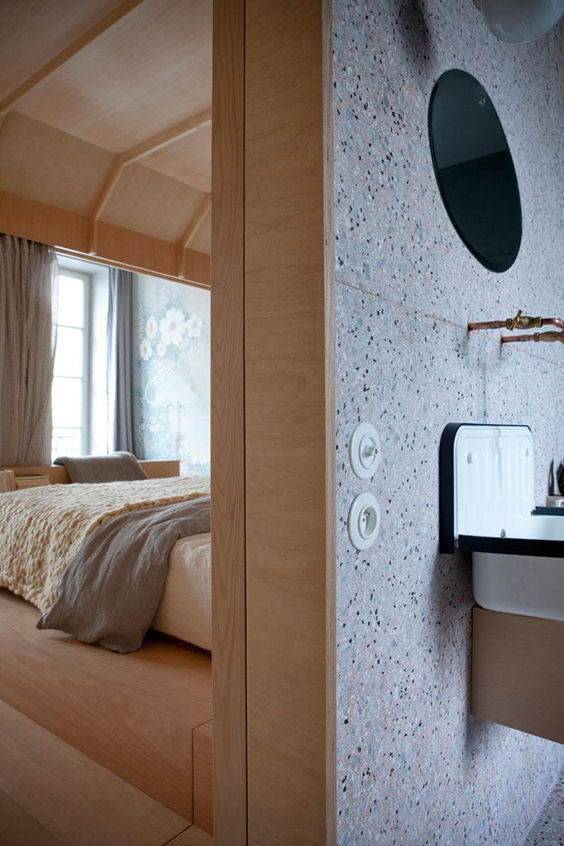 романтично жилище в париж Marie Sixtine_9