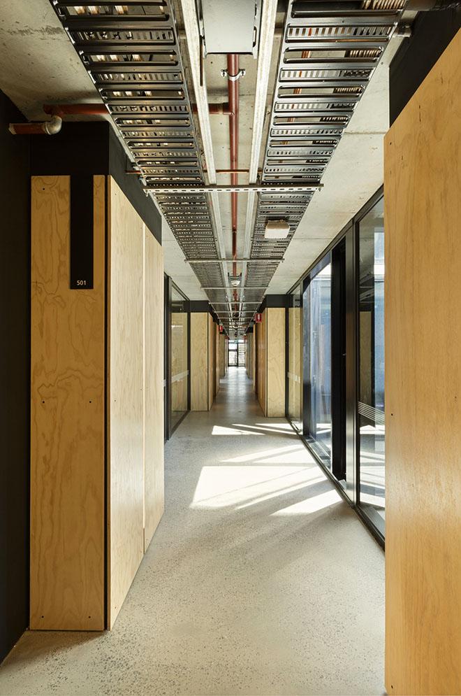 студентско общежитие в Мелбърн_17