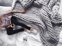 големи одеяла