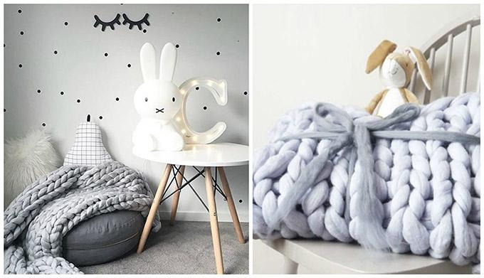одеяла с едра плетка
