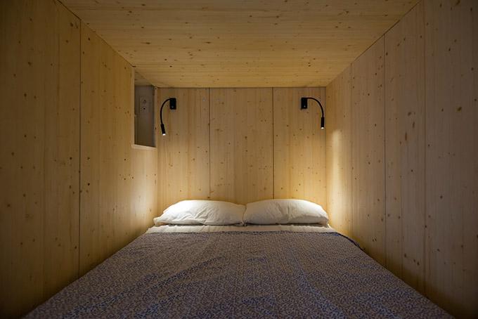 повдигната спалня малък 35 кв дом_6