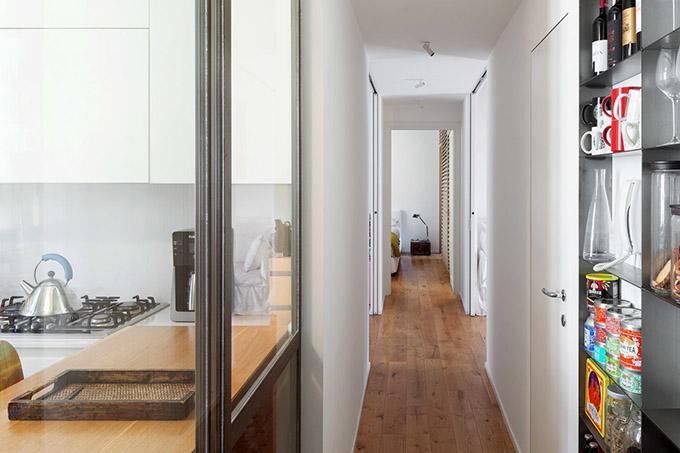 светъл семеен апартамент в Милано_10