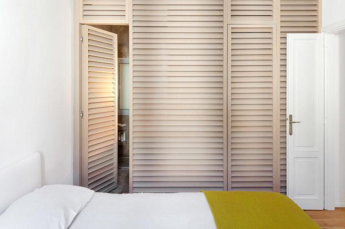 светъл семеен апартамент в Милано_15