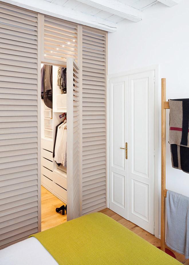 светъл семеен апартамент в Милано_16