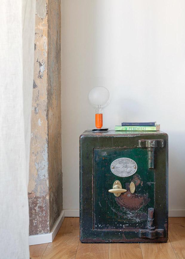 светъл семеен апартамент в Милано_20
