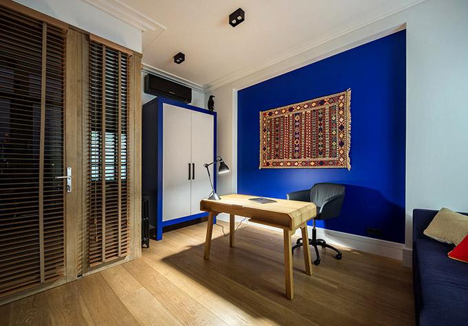 цветен класически интериор на апартамент_19