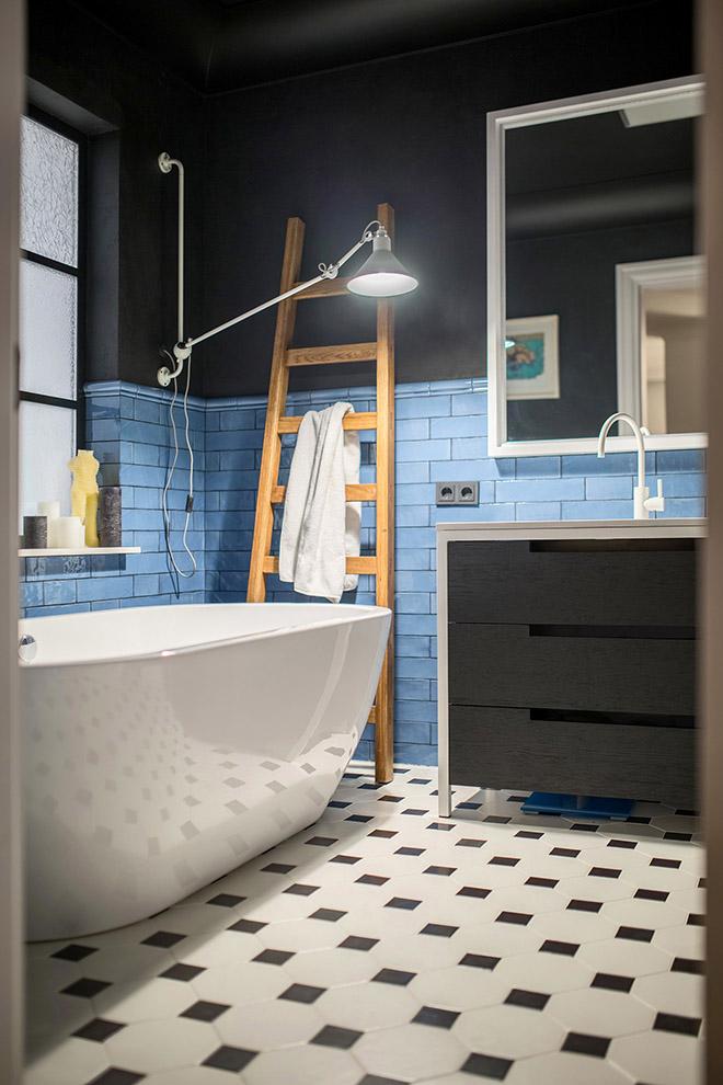 цветен класически интериор на апартамент_26