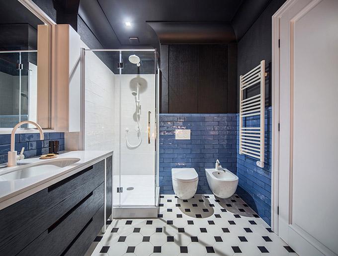 цветен класически интериор на апартамент_27