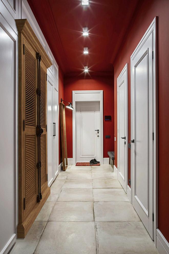 цветен класически интериор на апартамент_28