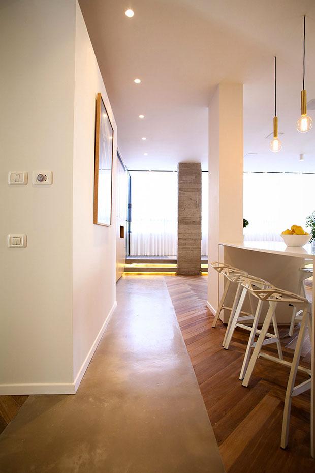 гардероби вместо прегради стени в 90 кв. м дом_21