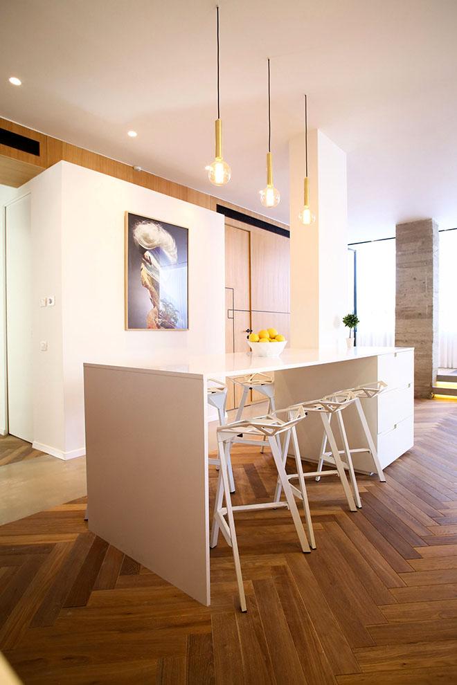 гардероби вместо прегради стени в 90 кв. м дом_4