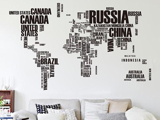карта на света от имена на държави_2
