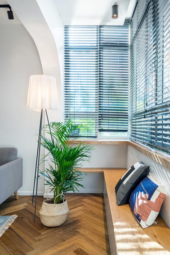 малък апартамент за живеене и работа 53 кв. м_кът за почивка