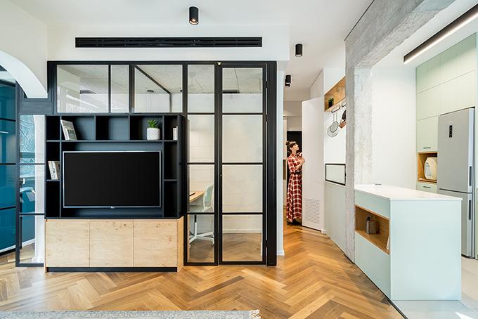 малък апартамент за живеене и работа 53 кв. м_1