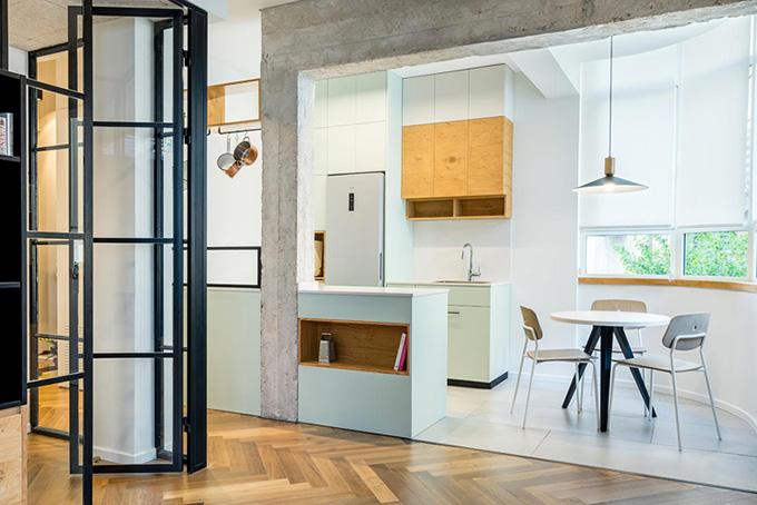 малък апартамент за живеене и работа 53 кв. м_7