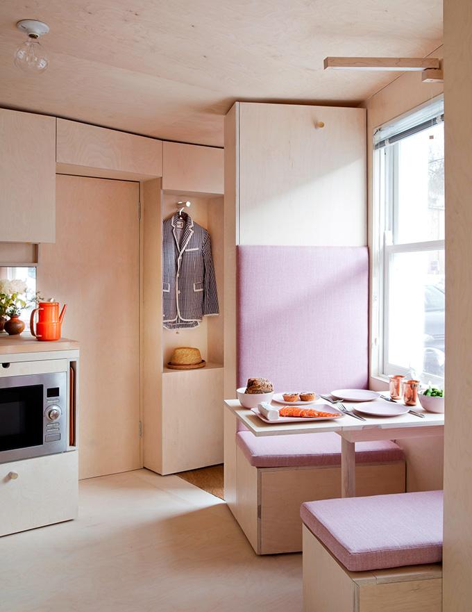 13 кв. м мини апартамент обзавеждане_3