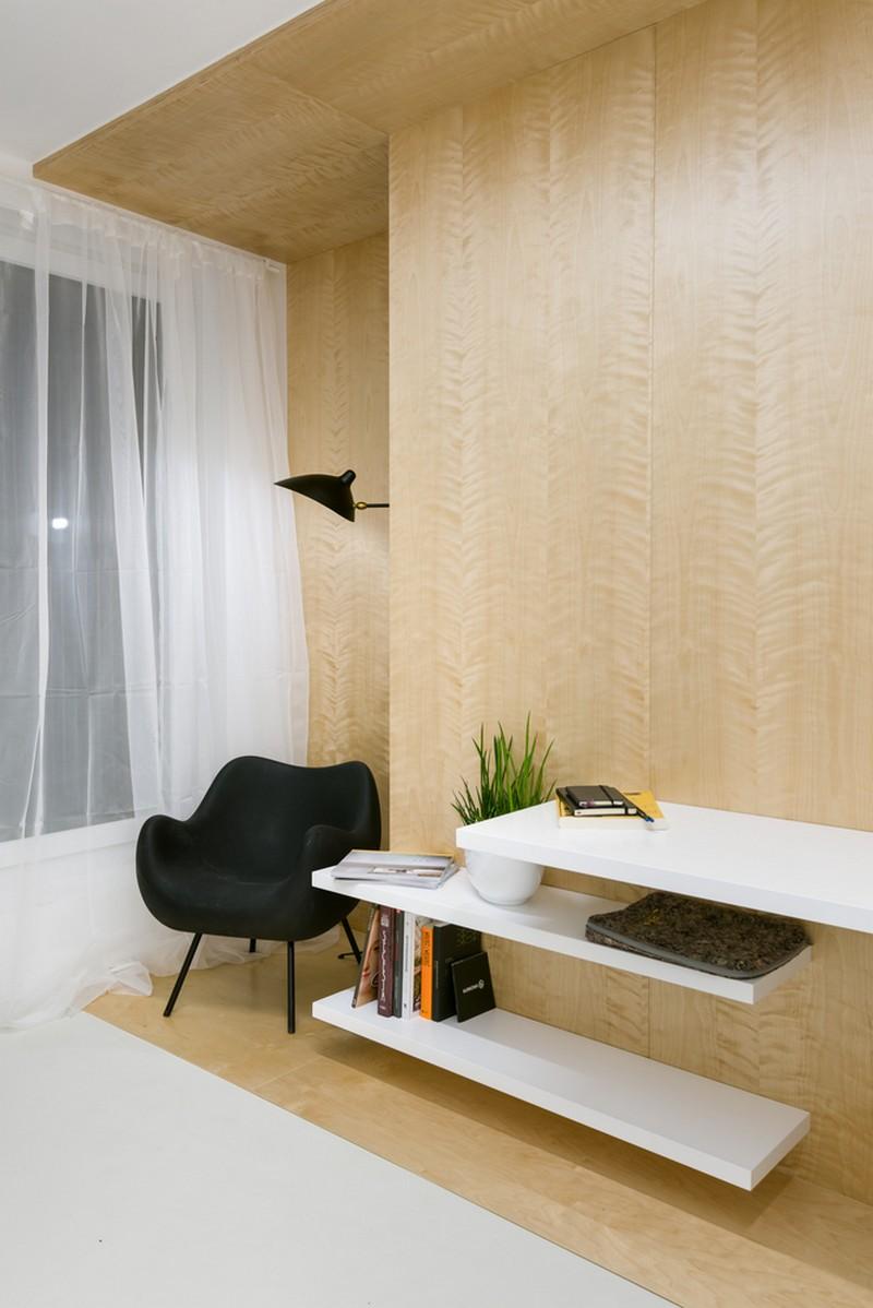 дуплекс апартамент с изчистен дизайн_11