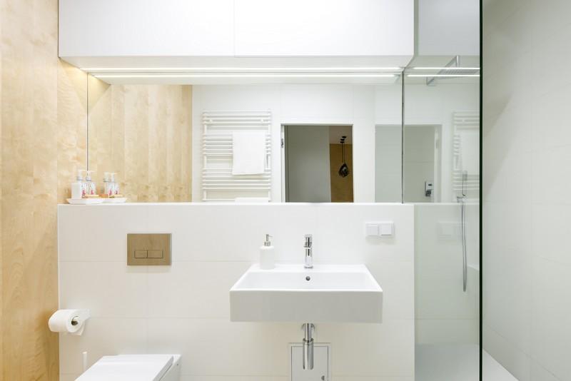 дуплекс апартамент с изчистен дизайн_14