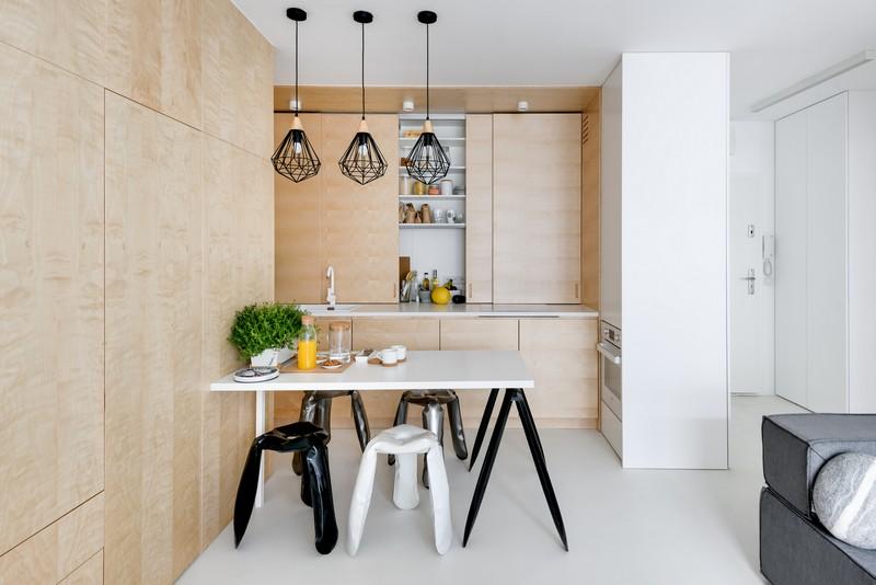 дуплекс апартамент с изчистен дизайн_2