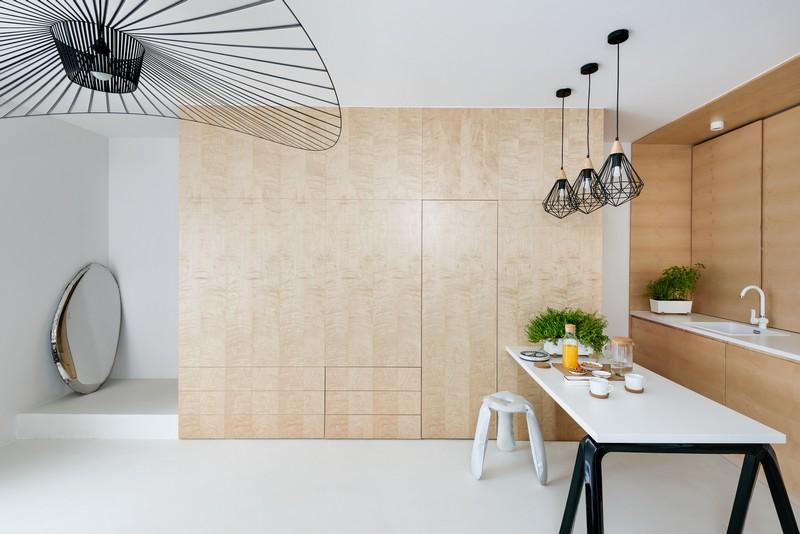 дуплекс апартамент с изчистен дизайн_4