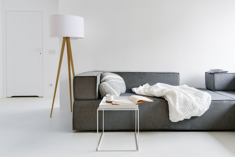 дуплекс апартамент с изчистен дизайн_5