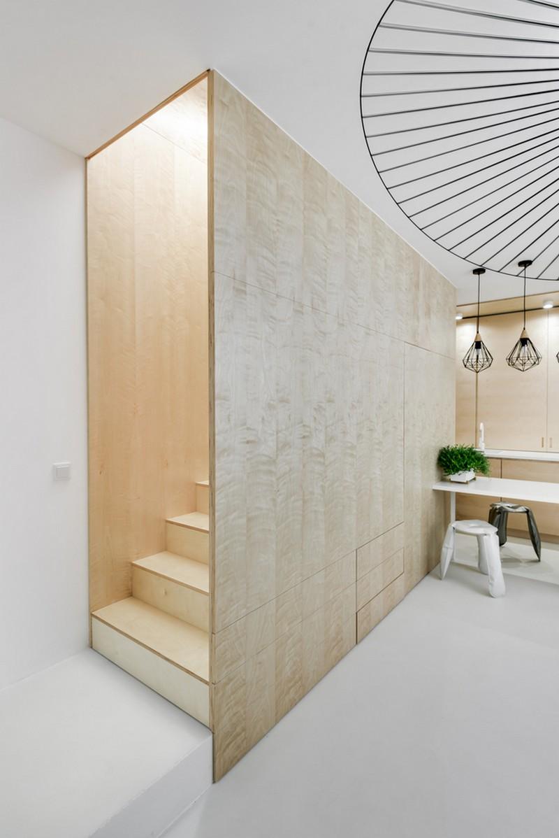 дуплекс апартамент с изчистен дизайн_7